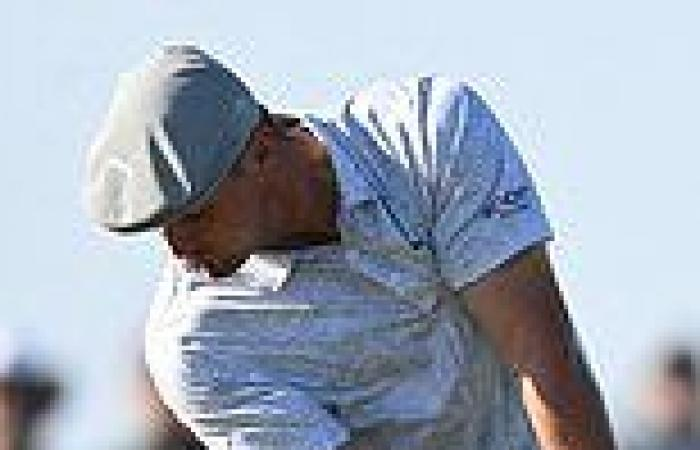 sport news After driver drama, Bryson DeChambeau's putter saves the day as American makes ...
