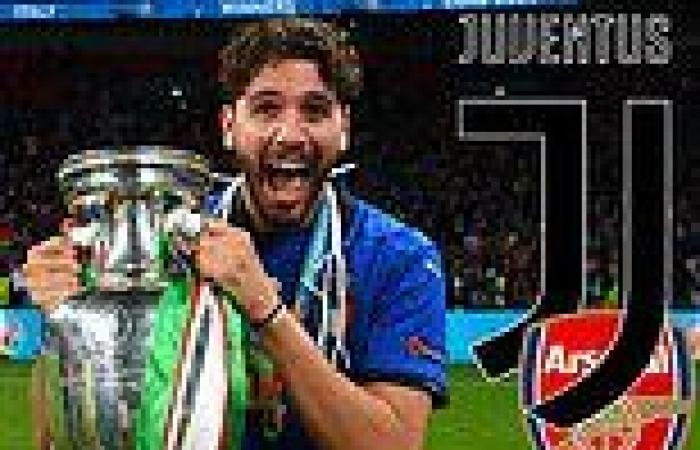 sport news Arsenal set to LOSE the race for Italy's Euro 2020 winner Manuel Locatelli to ...