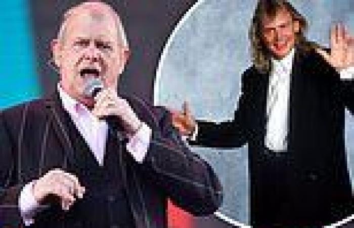 NewJohn Farnham documentary Finding the Voice seeks the singer's blessing