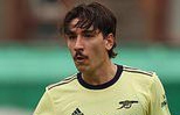 sport news Inter Milan 'prepared to offer loan bid for Arsenal's Hector Bellerin but ...