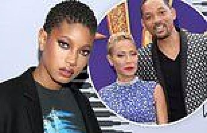 Willow Smith says she 'felt a lot of pressure' when she was growing up to 'do ...