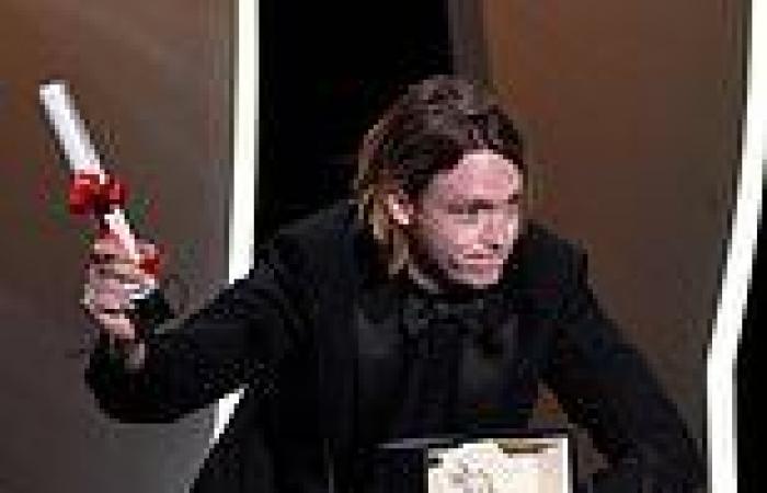 Cannes Festival gong for Port Arthur actor
