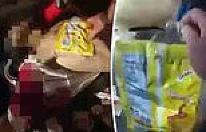 NYPD officer used bag of potato chips and duct tape to save life of stabbing ...