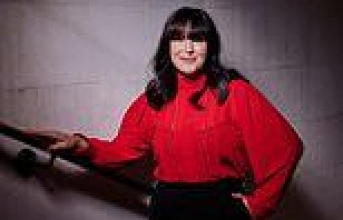 My menopause 'brain fog' memory loss, by Changing Rooms star Anna Richardson