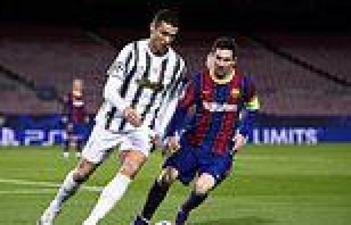 sport news Barcelona 'pin up story of Cristiano Ronaldo's Covid positive on dressing room ...