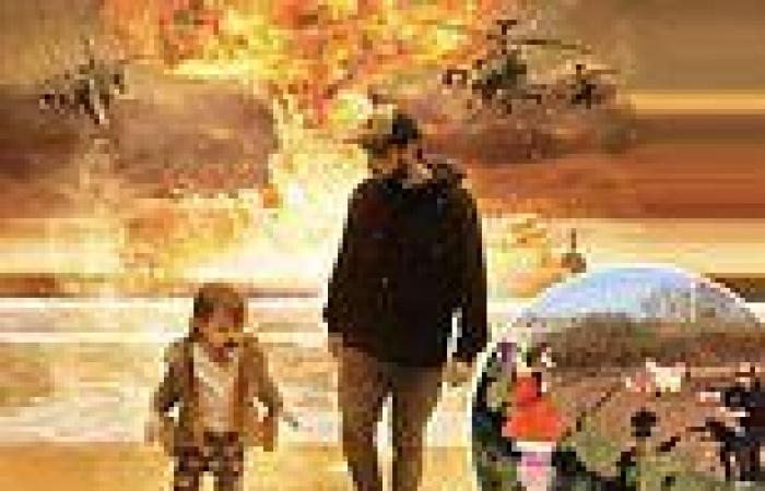 Dad sends pics of his kid in hilariously photoshopped danger whenever his ...