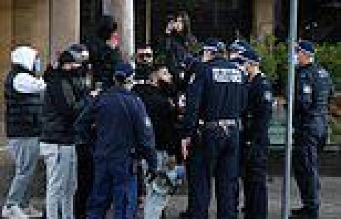 Coronavirus Australia: Bankstown, Sydney anti-lockdown protest clashes with cops
