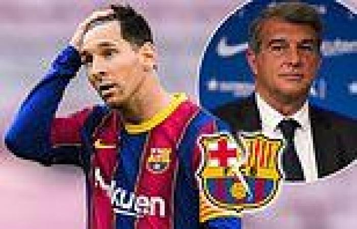 sport news Barcelona's big names will be stuck in limbo unless the club fix their ...