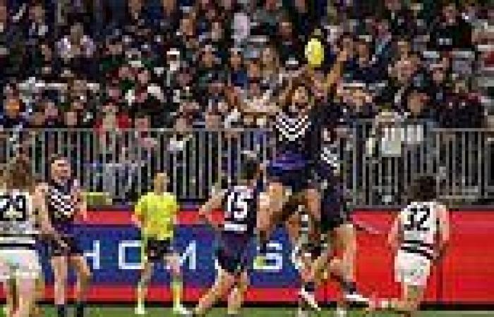 Union warning to slash crowds at Western Australia AFL match at Optus Stadium ...