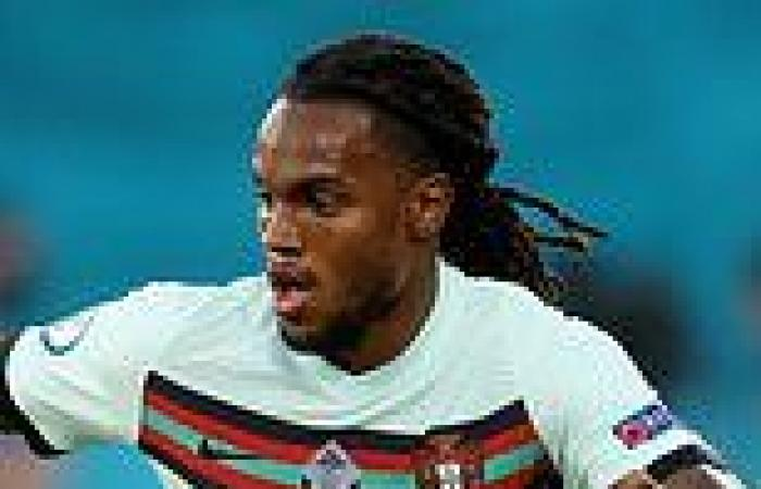 sport news Barcelona are 'keen to sign Lille and Portugal midfielder Renato Sanches'