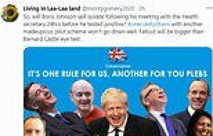 Social media explodes with memes at news that Boris Johnson doesn't have to ...