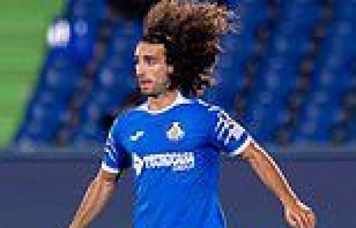 sport news Brighton are working to sign Marc Cucurella, with forward Alireza Jahanbakhsh ...