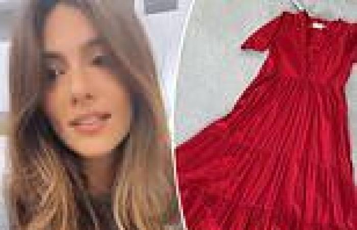 Pia Miller gives away her designer duds on Instagram