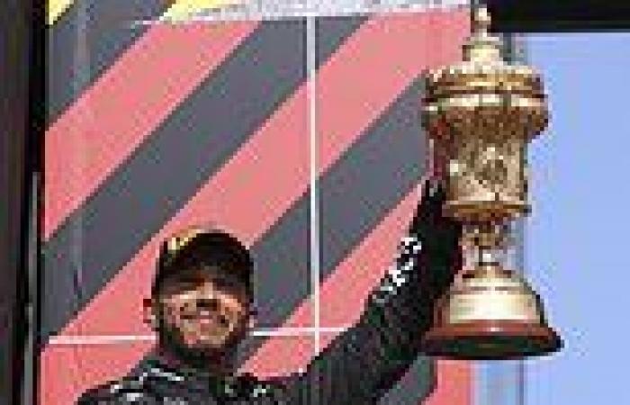 sport news Hospitalised Max Verstappen SLAMS 'disrespectful' Lewis Hamilton for ...