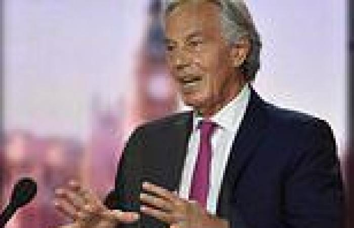 Tony Blair warns 10MILLION people will be isolated in pingdemic by August 16