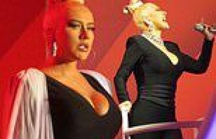Christina Aguilera delivers a show-stopping performance at the Hollywood Bowl