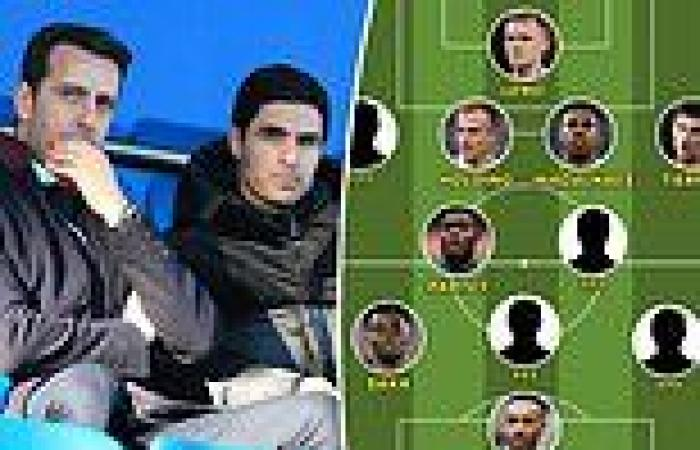 sport news How could Arsenal line up next season with Mikel Arteta and Edu keen to improve ...