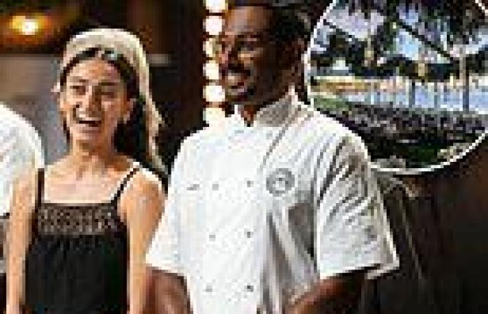Justin Narayan marries just DAYS after being crowned MasterChef winner