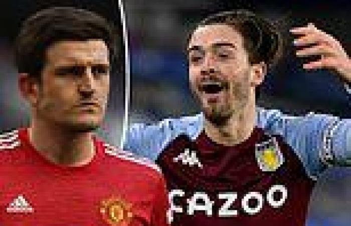 sport news Will Jack Grealish, Harry Kane or Declan Rice overtake Maguire as England's ...