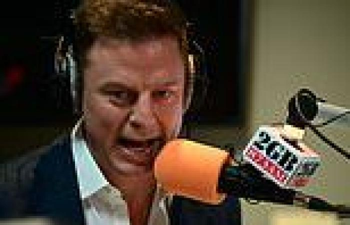 Radio star Ben Fordham says NSW lockdowns 'can't go on' and slams Premier ...