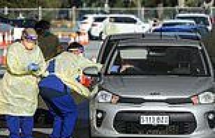 Victoria records 22 cases of Covid overnight as state enters their first day of ...