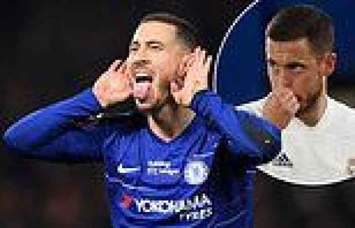 sport news CHELSEA FAN VIEW: Re-signing Eden Hazard from Real Madrid would be ridiculous