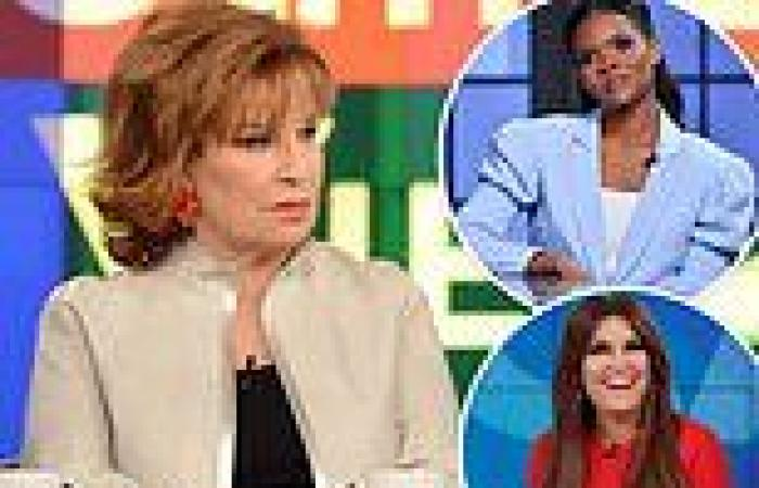Chaos behind the scenes at The View as the show scrambles to find a 'Trump ...