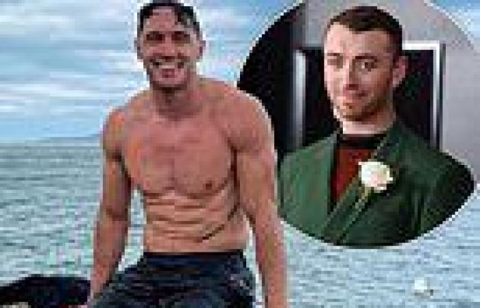 Love Island's Greg O'Shea reveals Sam Smith once slid into his DMs with a ...
