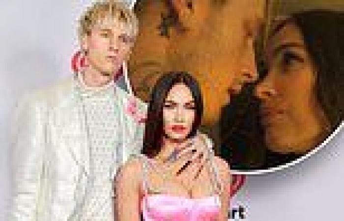 Megan Fox boyfriend Machine Gun Kelly brands their new movie 'TRASH'