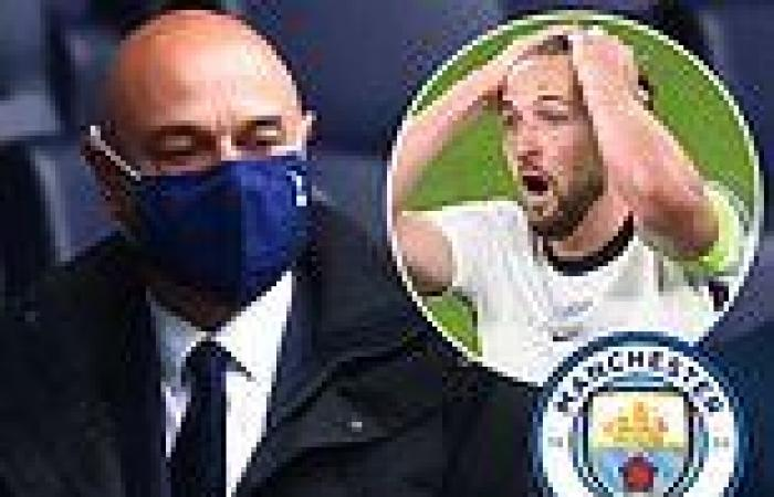 sport news Tottenham chairman Daniel Levy has 'no intention' of selling Harry Kane to ...