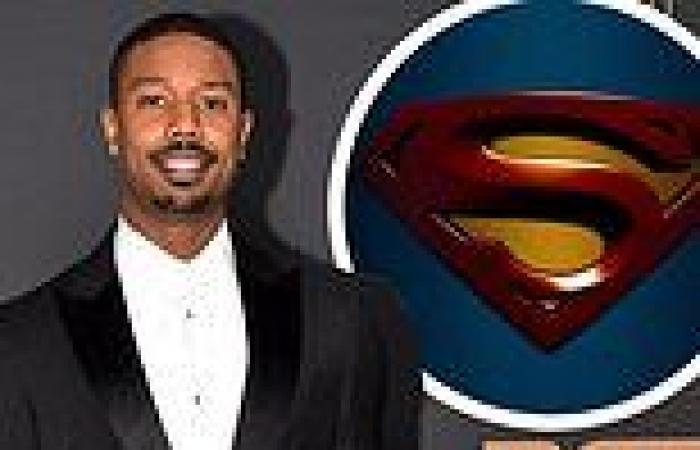 Michael B Jordan 'developing his own black Superman project for HBO Max'.