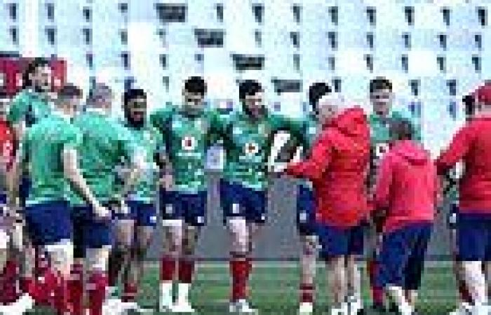 sport news SIR CLIVE WOODWARD: Lions need to win on Saturday or they will be whitewashed...