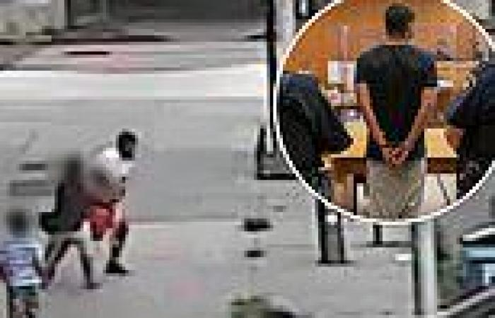 EXCLUSIVE PICTURES: Man who attempted to kidnap five-year-old boy from NYC ...
