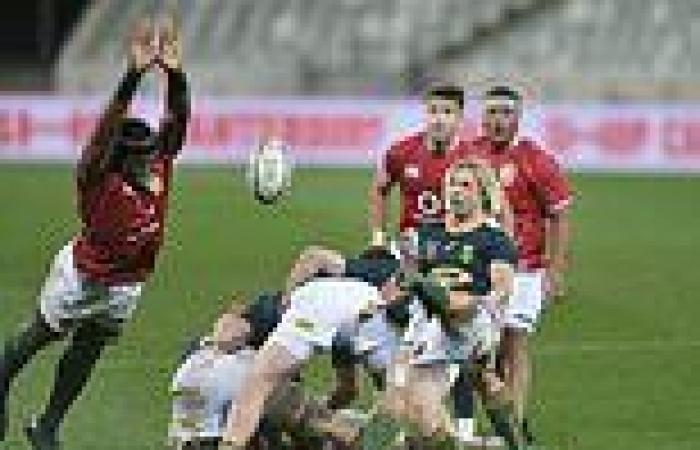 sport news Sportsmail's form guide for the Lions' first Test against South Africa on ...