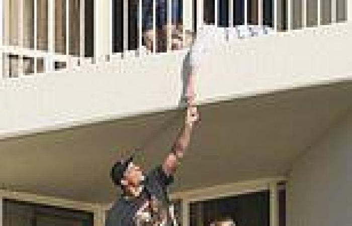 NRL families are banned from using balconies in quarantine by furious ...