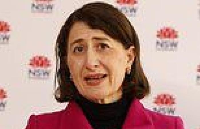 Gladys Berejiklian pleads with under-40s in locked down Sydney to get the ...