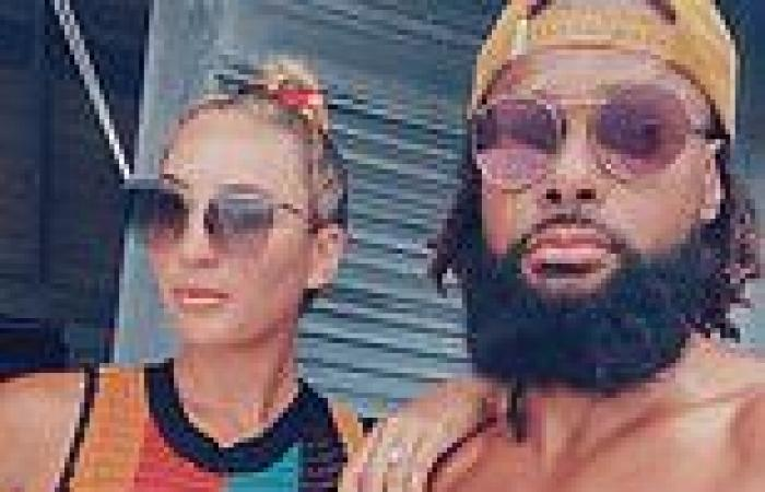Patty Mills' American wife admits to becoming a 'true blue' ahead of his ...