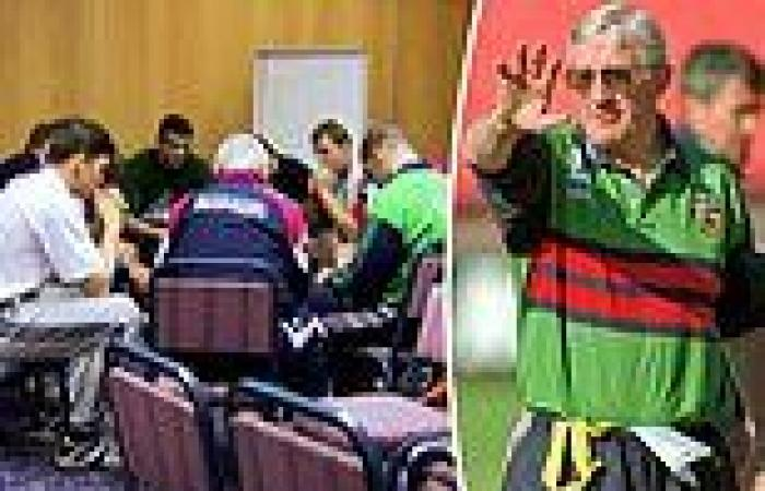 sport news Jim Telfer recalls his 1997 rallying cry as new breed of Lions prepare to meet ...