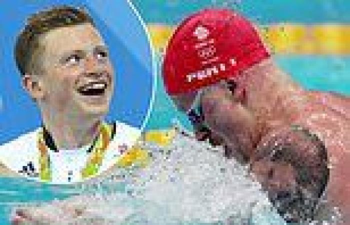 sport news Tokyo Olympics: Swimmer Adam Peaty admits the Games 'do NOT feel like an ...