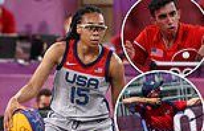 Team USA fails to win ANY medals on Saturday to open Summer Olympics, the first ...