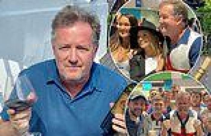 The vaccine may well have saved my life: PIERS MORGAN reveals he caught Covid ...
