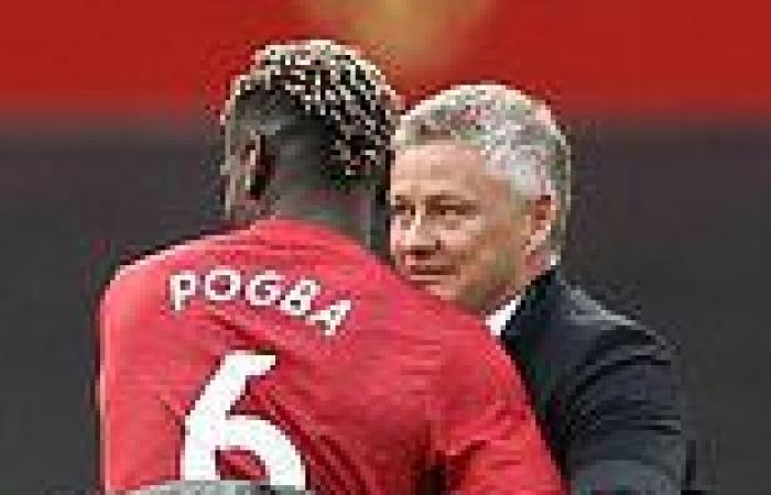 sport news Manchester United boss Ole Gunnar Solskjaer hopes Paul Pogba ignores PSG ...