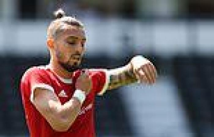 sport news Manchester United defender Alex Telles could miss start of the season with ...