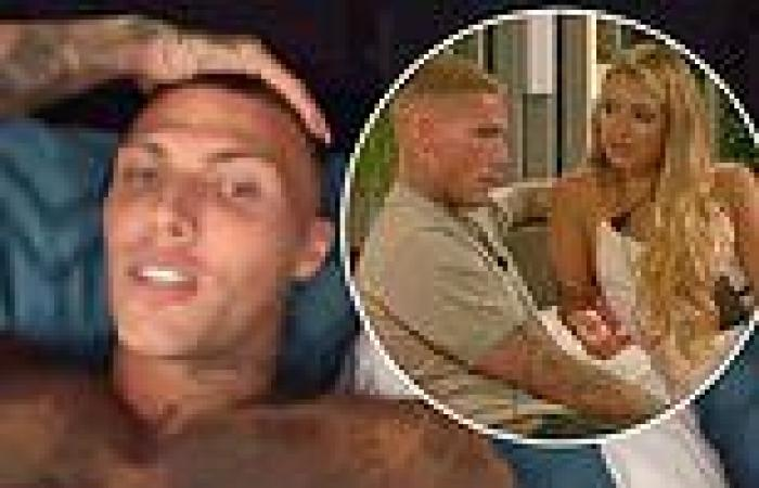 Love Island's Danny Bibby insists show is 'edited to make you someone you're ...