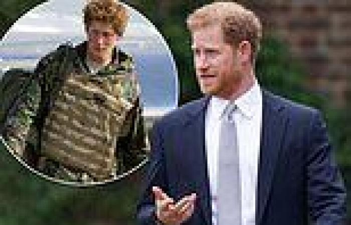 Prince Harry's old Eton and Army friends warn him not to reveal their secrets