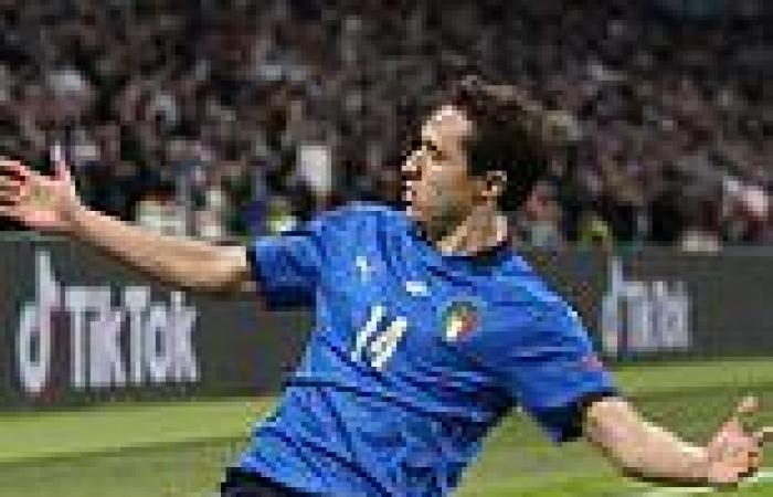 sport news Juventus 'reject £86MILLION Liverpool bid for Italy star Federico Chiesa after ...