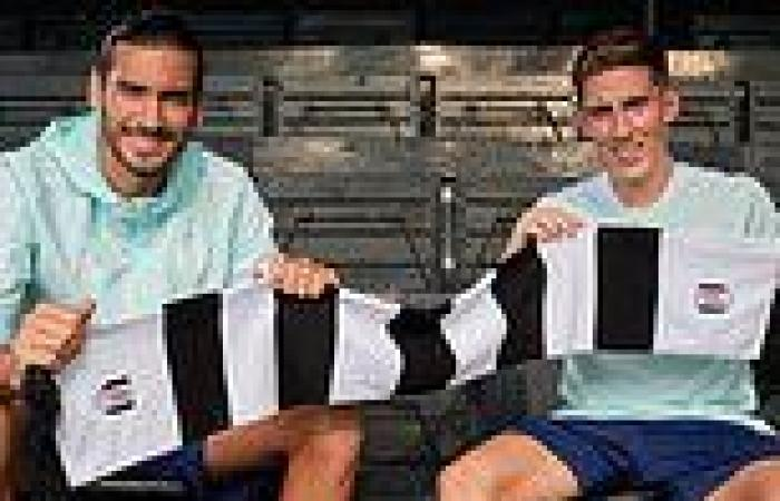 sport news Fulham's DOUBLE deal! Harry Wilson seals £12m move from Liverpool and Paulo ...