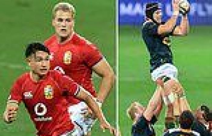 sport news Lions and Springboks off the leash at last after a troubled tour build-up