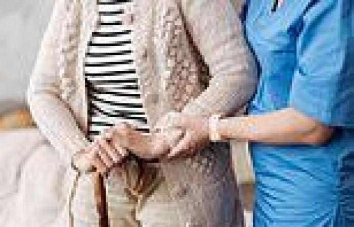 Fury as care homes lock the elderly in their rooms alone for two weeks after ...