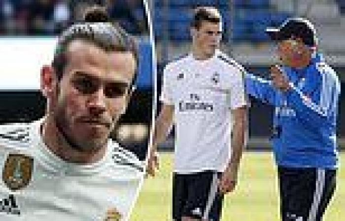 sport news Gareth Bale WILL return for his final Real Madrid chapter and they're desperate ...
